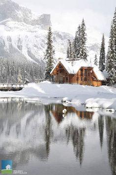 Winter Paradise #CDNGetaway