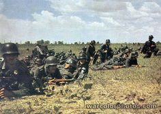 German Infantry summer 1942 - eastern front, pin by Paolo Marzioli