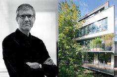 Manfred Haverkamps Villa in Herford http://wohnenmitklassikern.com/klassich-wohnen/manfred-haverkamps-villa-in-herford/