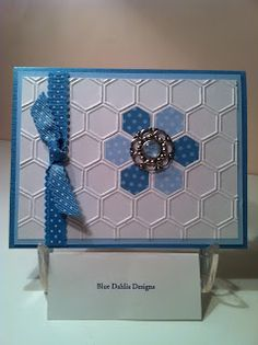 Blue Dahlia Designs: Coloring Down the Lines - Bashful Blue Duo
