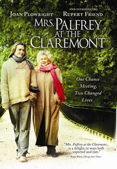 Palfrey at the Claremont - a sweet film with a sweet ending. A young man comes to the rescue of an older woman. Joan Plowright and Rupert Friend are marvelous! The Sweetest Thing Movie, Love Movie, Joan Plowright, Mejores Series Tv, Rupert Friend, Books To Read, My Books, Prime Movies, Films