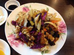 2014.10.30 점심. 탕수육