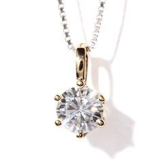 Find More Pendants Information about Solid 18K 750 Yellow Gold 0.5 Carat ct F Color Lab Grown Moissanite Diamond Pendant Necklace For Women,High Quality necklace star pendant,China pendant pearl necklace Suppliers, Cheap pendant leather necklace from  CPP  sLowgUs'hop on Aliexpress.com