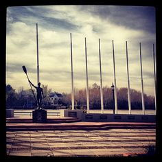 Monumento a los Remeros - @tigremunicipio- #webstagram