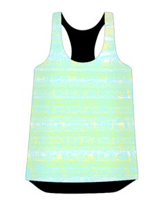 Vividly - Abstract Mint Top, $78.00 (http://vividly.co/abstract-mint-top/)