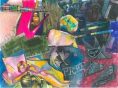 "Saatchi Art Artist daniel levy; Painting, ""free porn"" #art"