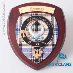 Hannay Clan Crest Wa