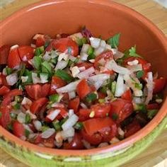 Pico De Gallo de Alicia
