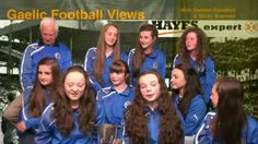 Damien & Mickey chat to the winning Cavan ladies under 14 ulster champions 2014. Also a look at the results and stats from all the recent games.