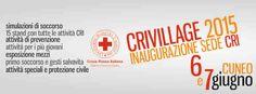 Sabato e domenica #CRIvillage15. Vi aspettiamo! Tutte le info su www.cricuneo.it