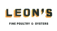 Leon's is a Charleston, SC based seafood and poultry restaurant serving delicious fried chicken and fresh oysters to locals and visitors on King Street.