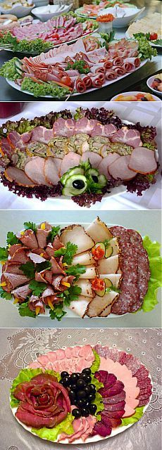 liveinternet.ru Party Trays, Party Platters, Grazing Tables, Jalapeno Poppers, Food Presentation, Food Design, Fruits And Veggies, Food Art, Buffet