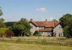 Gray Manes  -  Wonderful large country house set in extensive gardens, with a pool and a games room, this is a fantastic big farmhouse, ideal for large families or groups of friends.