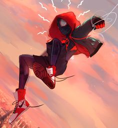 Black Characters, Marvel Characters, Fictional Characters, Miles Morales Spiderman, Spiderman Spider, Hunter Anime, Black Dragon, Spider Verse, Bucky Barnes