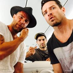 Je,Tyler H and Ian <3