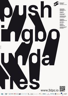 büro uebele // 3d pioneers challenge visual identity and website stuttgart 2015