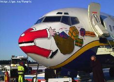 karácsonyi repülő
