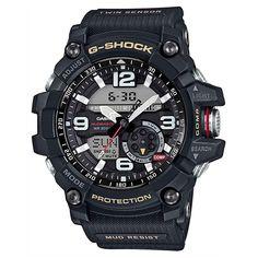 Casio G-shock, Casio Watch, Casio G Shock Watches, Sport Watches, Men's Watches, Fashion Watches, Led Auto, G Shock Mudmaster, G Shock Black
