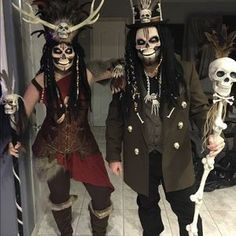 Scary Scarecrow Costume, Witch Doctor Costume, Doctor Halloween Costume, Voodoo Halloween, Scream Halloween, Halloween Looks, Halloween Carnival, Halloween 2017, Halloween Makeup