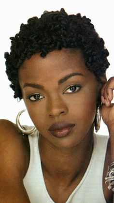 Lauryn Hill #naturalhair #naturalhairstyle