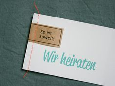 Save the Date - innen links