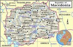 Macedonie is een republiek en bezit 2.066.718 inwoners en haar hoofdstad heet Skopje. Het land beslaat een oppervlakte van 25.713 vierkante kilometer. De bevolking is voor plusminus 65 procent Macedonier en voor ruim 25 procent Albanees en de rest van de procenten worden volgemaakt door Turken, Roma's, Serven en overigen. Als godsdiensten kent men hier het orthodox – christelijk geloof waar een kleine 70 procent van de bevolking zich toe rekent de overige 30 procent zijn moslim.