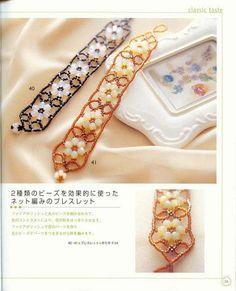 Lindas pulseiras... e colar