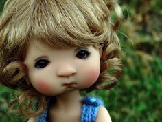 Tan Tella YOSD by MeadowDolls...customized by Charlene Smith