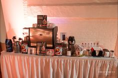 The Liberty Warehouse. Gourmet espresso bar by Si, Espresso.