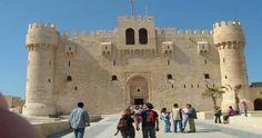 Qaitbay Citadel http://www.ibisegypttours.com/holiday-deals