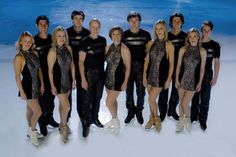 Stars on Ice @ Centre Bell – 30 avril