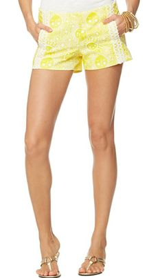 Lilly Pulitzer Liza Short in Kissed by the Sun