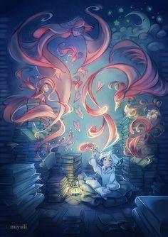 The Art Of Animation, Miyumon