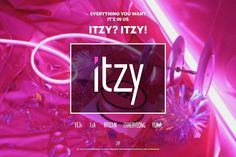 *ITZY (있지) is JYP's new girl group. The members consist of Yuna, Ryujin, Chaeryeong, Lia and Yeji. They debuted on February 2019 Korean Star, Kpop Girl Groups, New Girl, Teaser, Everything, Fiction, Wattpad, Fandoms, Names