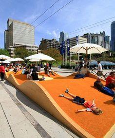 Alternate for Public Bench: 261+ Super Ideas http://freshouz.com/resting-chairs-an-alternate-for-public-bench/