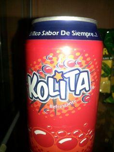 Freescolita. Refresco con sabor a kolita.