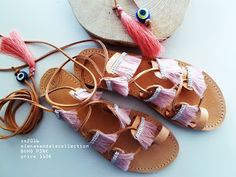 elenas sandals: Σανδάλια 2016