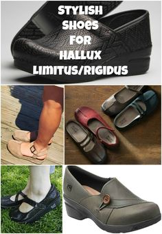 Shoes for Hallux Rigidus_great link for athletic shoes at bottom of article