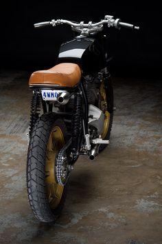 Revival Cycles - 1980 Moto Morini 500 - GTS