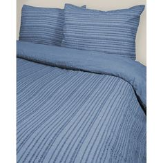 Vintage House by Park B. Smith Weston Mini Comforter Cover Set With 2 Standard Shams | from hayneedle.com