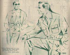 Regalos para el Padre Elegante en 1951