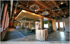 Cool offices from around the world (Entrepreneur)