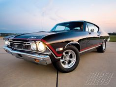 Crowning The Super Chevys - Classic Chevy Chevelle