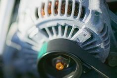 How do you know when your alternator is failing? See more car engine pictures.