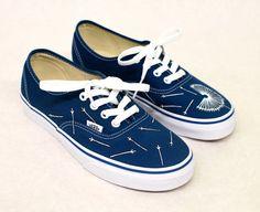 b0fc6fc596b Era Black   White LEATHER Vans Wingtip Wedding Skate Shoes Mens 7 ...