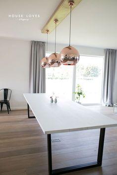 stół do jadalni - JAK DOBRAĆ ODPOWIEDNI ROZMIAR — H O U S E L O V E S