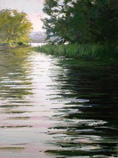 pastel hill paintings - Google Search
