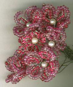 venetian seed glass beads - perline di vetro veneziano