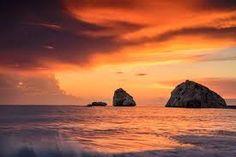 Image result for aphrodite rock sunsets