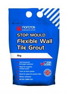 Norcros Adhesives Stop Mould Wall Tile Grout is dedicated to delivering quality and innovation.